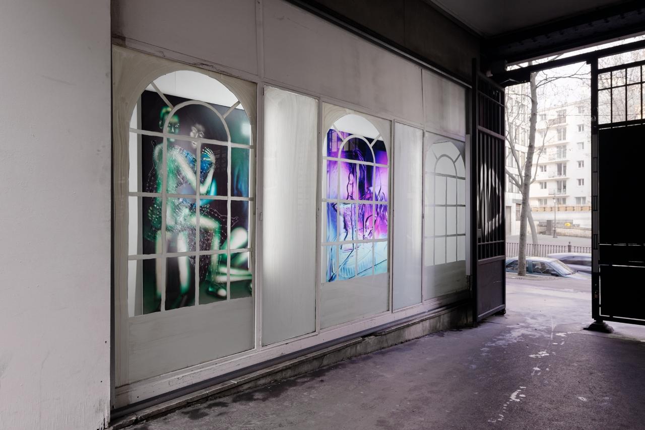 La Plage Manon Wertenbroek & Louisa Gagliardi_Cold Sweat